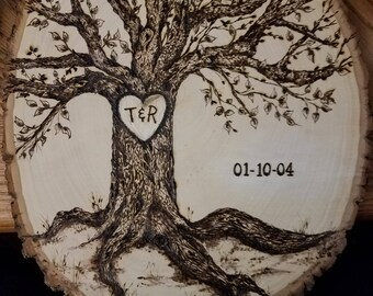 Anniversary Tree