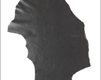 M101-P-sheep ANTIQUE chestnut leather skin.