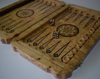 backgammon for a journey