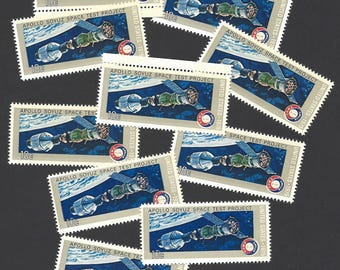 apollo soyuz space test project stamp - photo #11