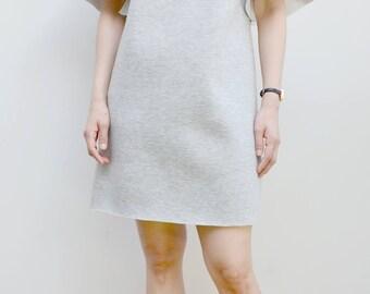 Jersey Neoprene dress