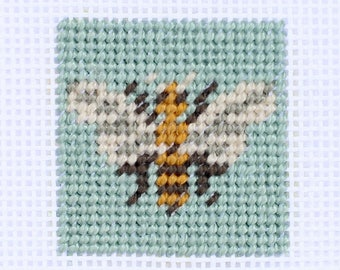 Bee - Mini Charted Tapestry Kit
