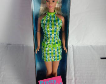 Mattel Pretty in Plaid/ Barbie Doll/ Vintage Barbie Doll