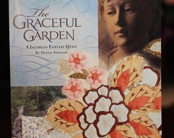 The Graceful Garden:  book on Jacobean design quilts and projects.