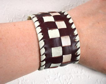 braided bracelet leather bracelet cuff bracelet friendship bracelet mens bracelet womens bracelet friendship gift for her leather jewelry