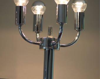 1970's FLOOR lamp / LAMPADAIRE