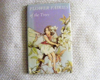 Fairy book, Cicely Barker, Children's books, Adult books, Vintage books, Gift for her, gift for him, Old books, Picture books,