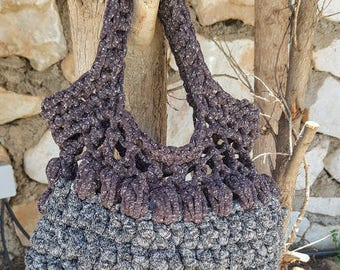 CROCHET WOOL BAG