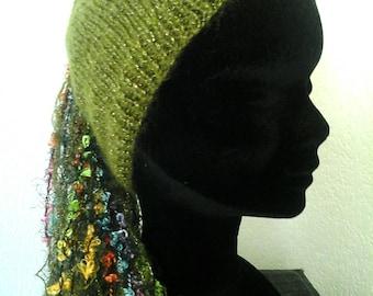 Fairy hair bonnet