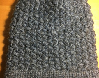 Wool Knitted Hat Cap