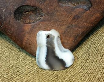 Natural Botswana Agate Freeform