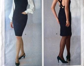Vogue Sewing Pattern 2605 Dress Jumper and Blouse // Albert Nippon // Size 6 8 10 // Bust 30.5 31.5 32.5 // Waist  23 24 25