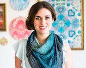 Ombre Shawl: A Crochet PDF Pattern
