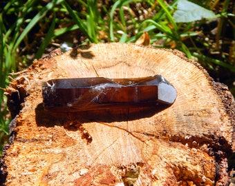 Scottish Morion SMOKY QUARTZ 28g natural gemstone - Reiki Wicca Pagan Geology gemstone specimen