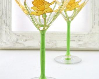 Daffodil Cocktail Glass