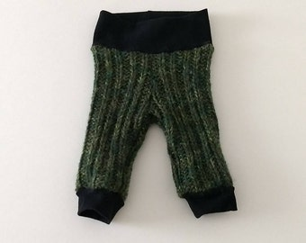 0-3 Months sweater leggings, READY TO SHIP