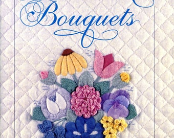 Baltimore Bouquets by Mimi Dietrich (quilting) | Craft Book