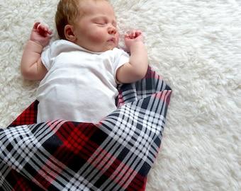 Newborn Receiving Blanket - Gender Neutral Swaddle Blanket - Hospital Receiving Blanket - Baby Receiving Blanket - Baby Must Have