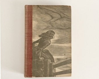 Wuthering Heights by Emily Bronte ~ Copyright 1946 by Random House ~ Wood Engravings by Fritz Eichenberg ~ Collectible Classic
