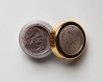 Devil Cake - loose eye shadow, pigment, 5 or 10 gram sifter jar or pressed eye shadow, 26 mm round magnetic pan