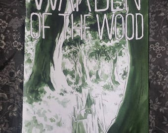 Warden of the Wood - The Knife