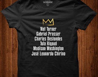 Popular Black Freedom Fighters Tee| Black History Month, Black Lives Matter, Black Pride, Black Empowerment