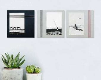 Set Of Pictures For Wall, 3 Piece Canvas Art, 3 Piece Wall Art,