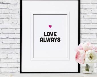 Love Always - Poster
