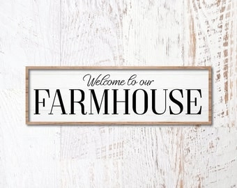 Modern Farmhouse, Farm Cut File, Magnolia Market Sign, Printable, Cuttable, SVG, Vinyl, Sticker, Digital File, DXF, Print, Cut File, Vector
