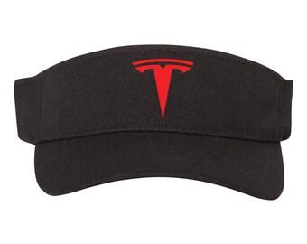 TESLA Motor Visor Flex Fit Model S Model 3 ***FREE SHIPPING ***