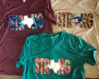 Texas Strong shirt, #texasstrong, Texas shirt, hurricane harvey shirt, donation shirt, texas, texas strong