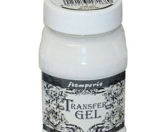 gel Medium transfer of image stamperia 100 ml