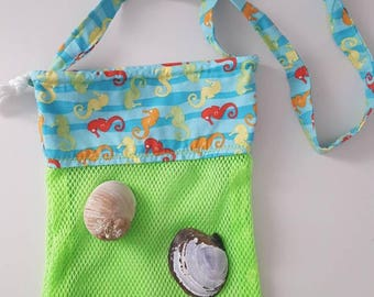 Treasure Bag - Seahorses