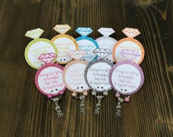 Wedding Shower/Bridal Shower/Bridal Shower favour/Wedding Shower favour/Wedding favour/Bachelorette Favour/Rose Gold Favour/Rose Gold