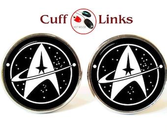 Star Trek Starfleet Emblem Cufflinks
