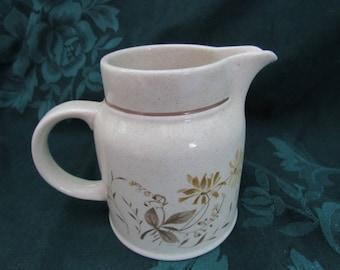 Vintage Royal Dalton Lambertware Sandsprite Creamer, Made In England