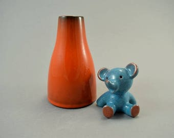 Vintage vase made by Bückeburg | West German Pottery | 70s