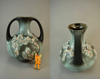 Vintage vase / Walter Gerhards / 700 25 | West Germany | WGP | 70s