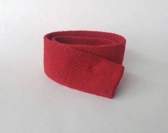 Wool Knit Daniel Hechter Necktie