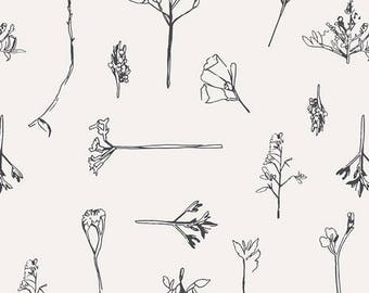 1/2 Yard Raise the Volume Capsules by Art  Gallery Fabrics- 8007 Sonic Flora