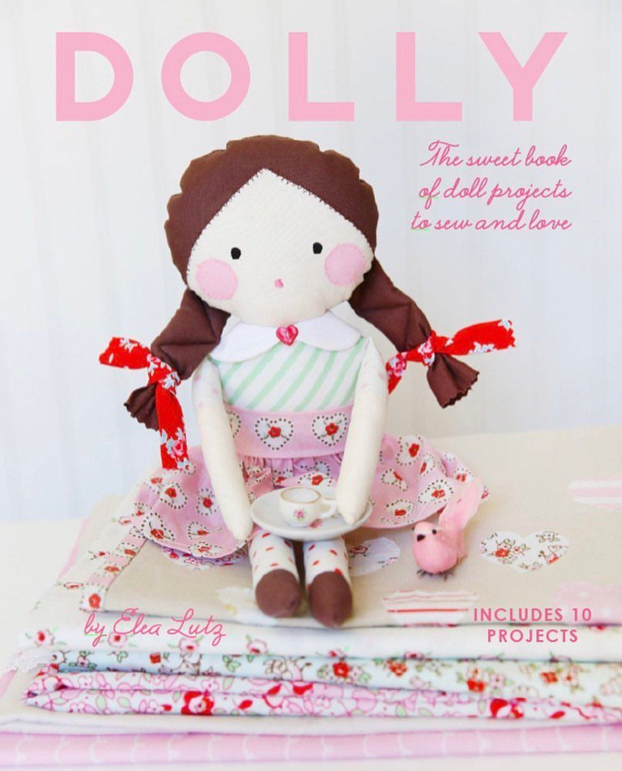 Yardage Book Cover Diy : Yard little dolly by elea lutz for penny rose fabrics