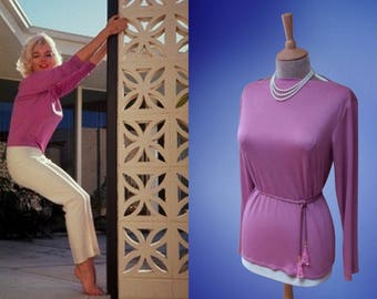 Marilyn Monroe...Pucci Top...Available now in Large...10% off