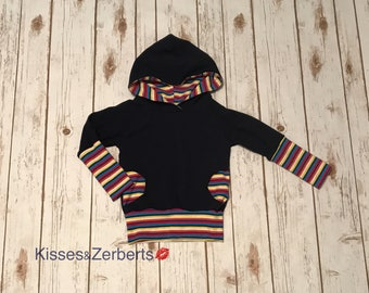 Grow With Me HOODIE Size 9m-3T