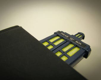 Tardis - Bookmark