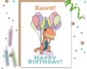 Funny Birthday Card, Funny Bday Card, Birthday Card