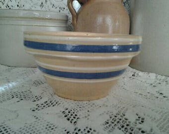 Antique Yellow Ware Bowl