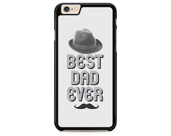 Best Dad Ever Case for iPhone 7 iPhone 7 Plus iPhone 6s iPhone 6s Plus iPhone 6 iPhone 6 Plus iPhone SE iPhone 5s iPhone 5c iPhone 4s