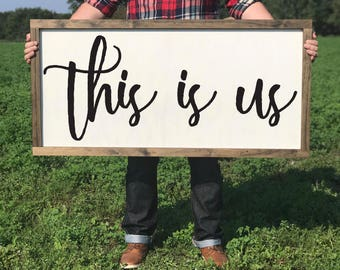 2'x4' This is Us