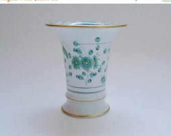ON SALE NOW Meissen Porcelain Small Bud Vase