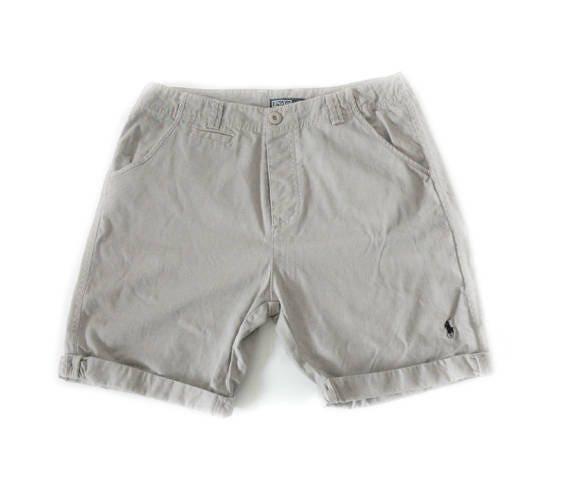 Ralph Lauren navy cargo shorts